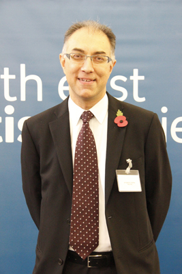Dr Rakesh Chopra OBE, Trustee