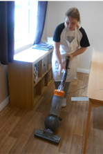 AW Hoovering