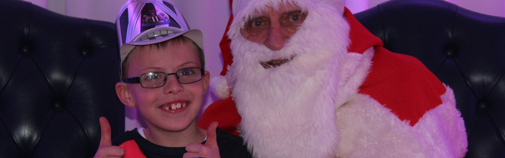NUFC Autism-Friendly Christmas Party