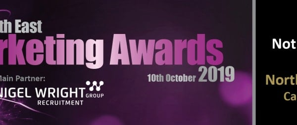 Marketing Awards banner