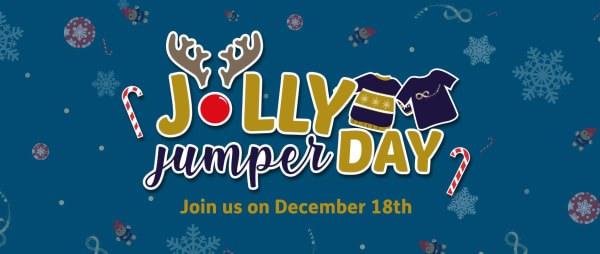 Jolly Jumper Day 2020