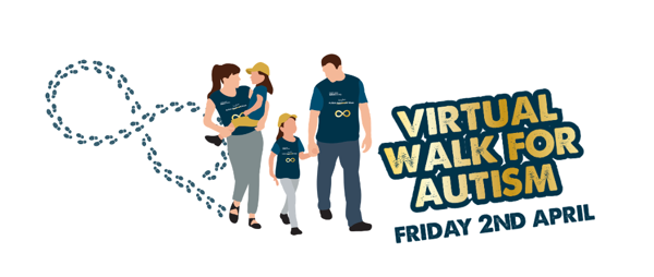 Virtual Walk for Autism Acceptance
